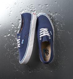 Schoeller Weatherproofs the Vans Vault Authentic '66 Lite LX in 3 Colorways - EU Kicks: Sneaker Magazine