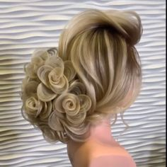 Do you wanna see more fab hairstyle ideas and tips for your wedding? Then, just visit our web site babe! Do you wanna see more fab hairstyle ideas and tips for your wedding? Then, just visit our web site babe! Up Hairstyles, Braided Hairstyles, Wedding Hairstyles, Hairstyle Ideas, Updo Styles, Short Hair Styles, Hair Upstyles, Short Hair Updo, Hair Videos