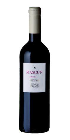 Botella Mascun Garnacha Tinto DO Somontano Comprar Vino