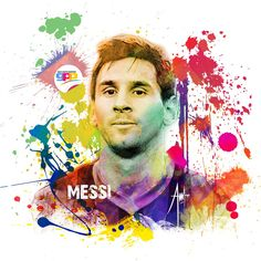 Messi In GPP by bieananda