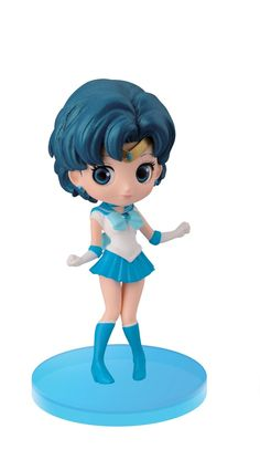 Q Posket Sailor Mercury