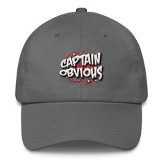 receive a 15% REFUND ON YOUR 1ST ORDER !!! Cant Obvious Dad Cap click share on the pop-up at http://100percenthood.biz/products/cant-obvious-dad-cap?utm_campaign=social_autopilot&utm_source=pin&utm_medium=pin