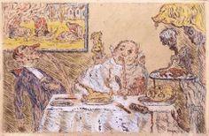 Ensor, De gulzigheid, 1904