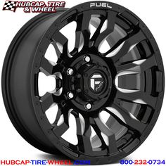 FUEL® - BLITZ Gloss Black with Milled Accents. The wheel can be ordered in diameters. Choose your rim width, offset, bolt pattern and hub diameter from the option list. Custom Wheels And Tires, Rims And Tires, Truck Rims, Truck Wheels, Rims For Trucks, Dually Wheels, Fuel Rims, Mustang, Wheel And Tire Packages