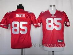 http://www.okjordans.com/nike-youth-nfl-jerseys-san-francisco-49ers-85-davis-red-a4gm5.html NIKE YOUTH NFL JERSEYS SAN FRANCISCO 49ERS #85 DAVIS RED A4GM5 Only $23.00 , Free Shipping!