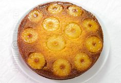 Prajitura rasturnata cu ananas - reteta video Romanian Food, Muffin, Breakfast, Easy, Desserts, Martha Stewart, Cakes, Recipes, Sweet