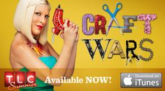 Craft Wars! i absolutely love this show