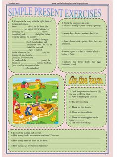 present simple activities English Day, English Test, English Lessons, Learn English, Grammar Activities, English Activities, Teaching Activities, Grammar Exercises, English Exercises