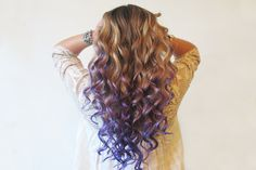 How to Get Mermaid Waves (via Free People)