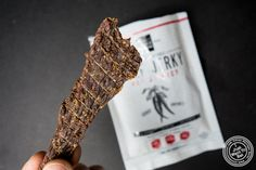 Old Fashioned Hot and Spicy Beef Jerky from People's Choice Beef Jerky