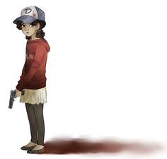Clementine, why do you have to be so perfectly amazing? I don't like little kids. EXCEPT you and Duck. You guys are the best.