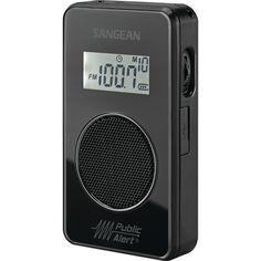 Am/Fm Wthr Pocket Radio