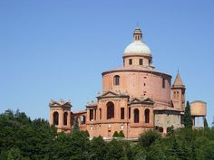 Bologna - Sanctuary of the Blessed Virgin of San Luca