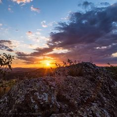 This sunset near Mapleton National Park is proof there's more to the Sunshine Coast than its beaches! #thisisqueensland by @3s2sky