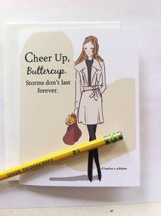 Karten für Freunde. Karten für Frauen. von RoseHillDesignStudio