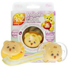 why didn't I think of this. Eucalyptus and Menthol dispenser that attaches to a paci. Brilliant. Next time She has a cold, I'm all over this.