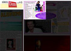 Newspaper in Turkey / Milliyet Cadde Haberi