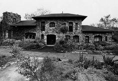 Charles Lummis Residence (El Alisal)  1894 – Charles Lummis house