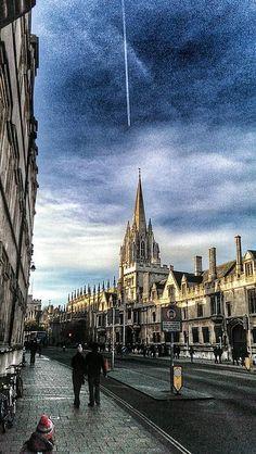 Oxford High Street