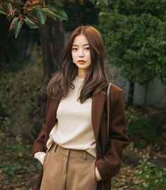 Korean Fashion Dress, Korean Outfits, Casual Outfits, Cute Outfits, Fashion Outfits, Bora Lim, Girl Korea, Aesthetic Women, Ulzzang Korean Girl