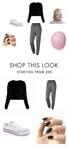 Designer Clothes, Shoes & Bags for Women Lazy Day Outfits, Cute Outfits, Cheerleading Makeup, Nike Converse, Jordan Outfits, Work Party, Workout Outfits, Lazy Days, The Girl Who