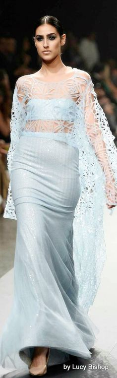 Lucys blog the haute stream...: EZRA Spring Summer 2014 Couture