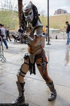 "Predator, Amazing Arizona Comic Con 2013 - Sunday - Cosplay Photos from David ""DTJAAAAM"" Ngo"