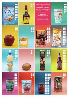 Zuckerfrei leben , Zuckerfrei essen - die Challenge & Wissenswertes / DAS SIND DIE FIESESTEN ZUCKERFALLEN IM KÜHLSCHRANK