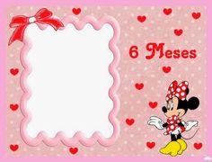 Minnie Bebé: Album de Fotos para Imprimir Gratis. Blogger Templates, Camilla, Comics, Mardi Gras, Party, Frases, Baby Mickey Mouse, Free Printable, Baby Memories