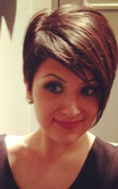 Short Hair For Round Faces 2014 – 2015 | Hairstyles
