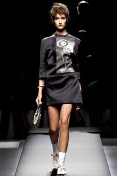 Prada Spring 2013 Ready-to-Wear Collection Photos - Vogue