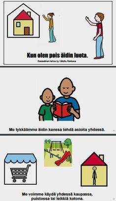 Tämä tarina opettaa lapselle miten ikävää voi sietää kun on poissa äidin luota. Comics, Comic Book, Comic Books, Comic, Comic Strips, Comics And Cartoons, Graphic Novels