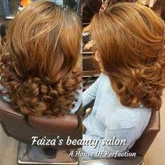 #Faizas #FaizasSalon #Hairs #HairCare #HairMafia #HairMagician #DoItDifferently #HairColour #HairDye #DoOrDye #HighLights #Styling #Beauty #WeCare #HairTransformation #MashAllah #Traditional #Energy #Creativity #Passion #TeamWork #Pretty #Trendy #Islamabad #BestInTown #HouseOfPerfection #ActualResults  For Booking and Appointment contact us:  1: AAA Plaza G-10 Markaz Islamabad. 051-2353572, 051-2351216., 2: 03 Jacaranda Family Club DHA-II Islamabad. 051-2311554., 3: Plaza-26 Civic Centre…