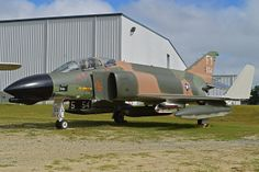 McDonnell Douglas F-4D Phantom II '67-554 / FY' #plane #1960s