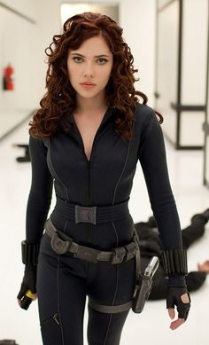 Marvel Is Dropping Some Mighty Tantalizing Hints At A Black Widow Movie