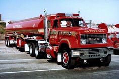 Waterford, Fire Co. Big Rig Trucks, Gmc Trucks, Fire Trucks, Antique Trucks, Vintage Trucks, Ambulance, Firefighter Gear, Fire Equipment, Heavy Equipment