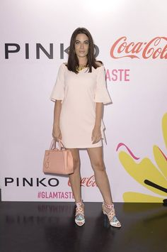 Giulia Valentina at PINKO and Coca-Cola light  GlamTaste event 0d466cdb1a8