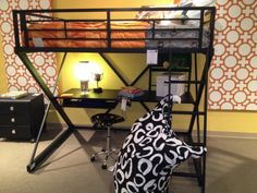 Study And ZZZZZZu0027s Loft At Totally Kids Fun Furniture And Toys