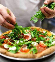 Gezonde Pizza maken