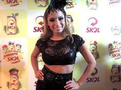 """Anitta encerrou o Carnaval de Florianópolis com hits como """"Prepara"""" (Foto: Mariana de Ávila/ G1)"""