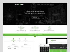 Raisemore Website by Seth Hartman
