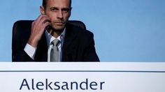 Aleksander Ceferin gana la presidencia de la UEFA con una canción de Scorpions
