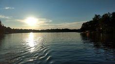 Beautiful Wixom Lake Sunsets Lake Sunset Canoe And Kayak Lake