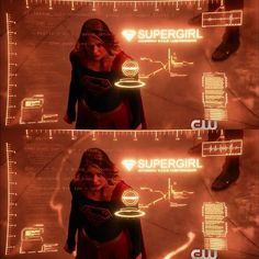 #Supergirl #Crossover
