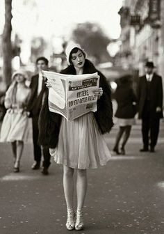 exPress-o: 100 Years Of Fashion In 2 Minutes | I'd like to dress like I'm in 1935...