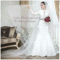 My dream - A Circassian wedding dress