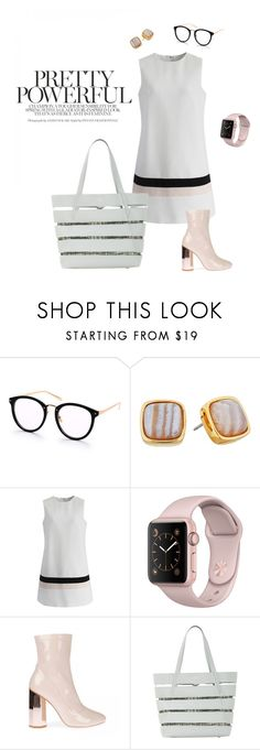 """Power From Confidence-Always Pretty"" by auntmissymusing ❤ liked on Polyvore featuring Cole Haan, Chicwish, Vince Camuto, pretty, Mod, Confidence and polyvorefashion"