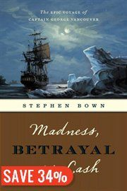 BOOK: Madness, Betrayal and the Lash: The Epic Voyage…