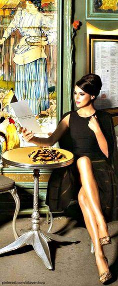 Miss M's Girls Trip | in café  | ~LadyLuxury~