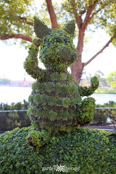 Disney Topiaries Tour Epcot International Flower and Garden Festival